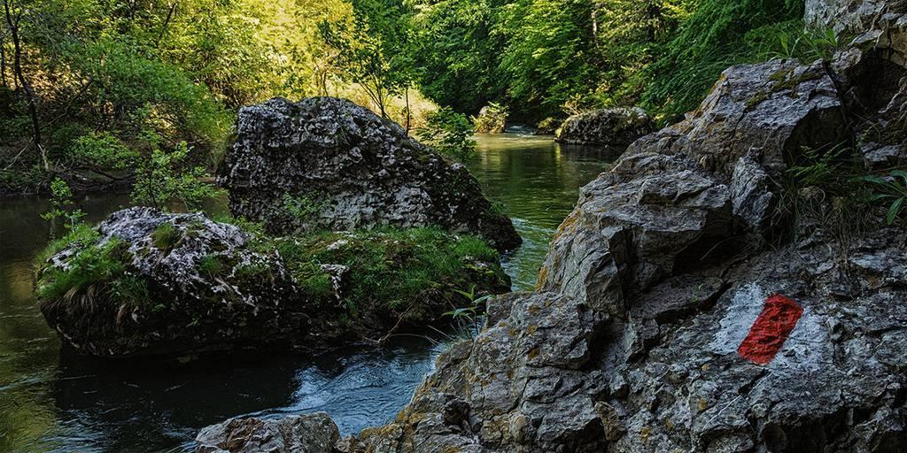 Néra folyó túrabeszámoló Beusnita Nemzeti Park fejléckép