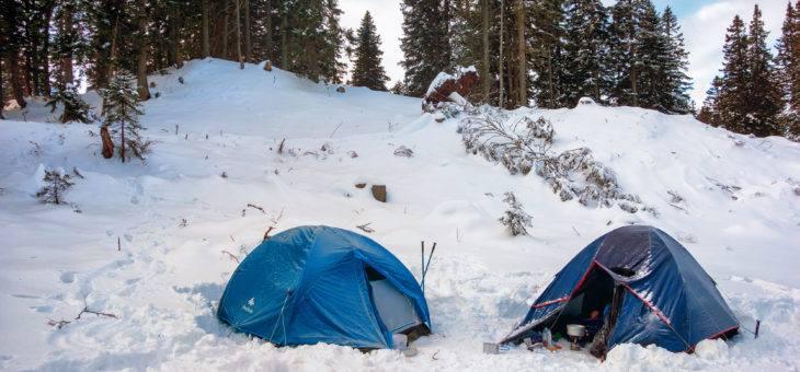 Amit a téli kempingezésről tudni érdemes